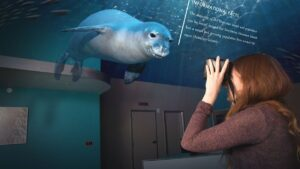 AR Headset for Zoos