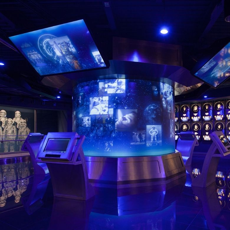 Interactive Experience at Heroes & Legends